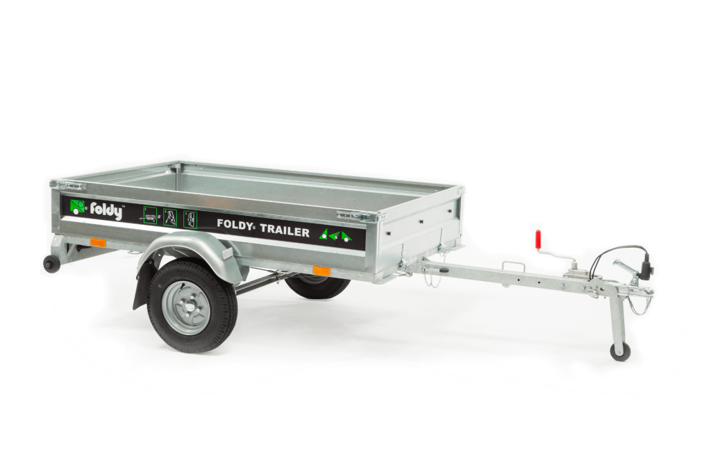 How to drive with a trailer, Foldy Trailer, Foldy trailer prices
